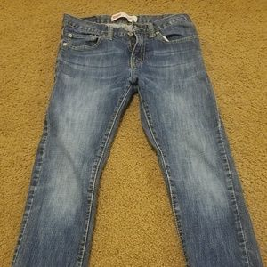 Levi's 510 boys 28W 28L skinny jeans